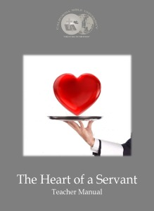 Cover - Heart of a Servant