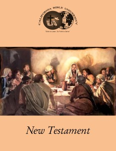New Testament Cover - 2